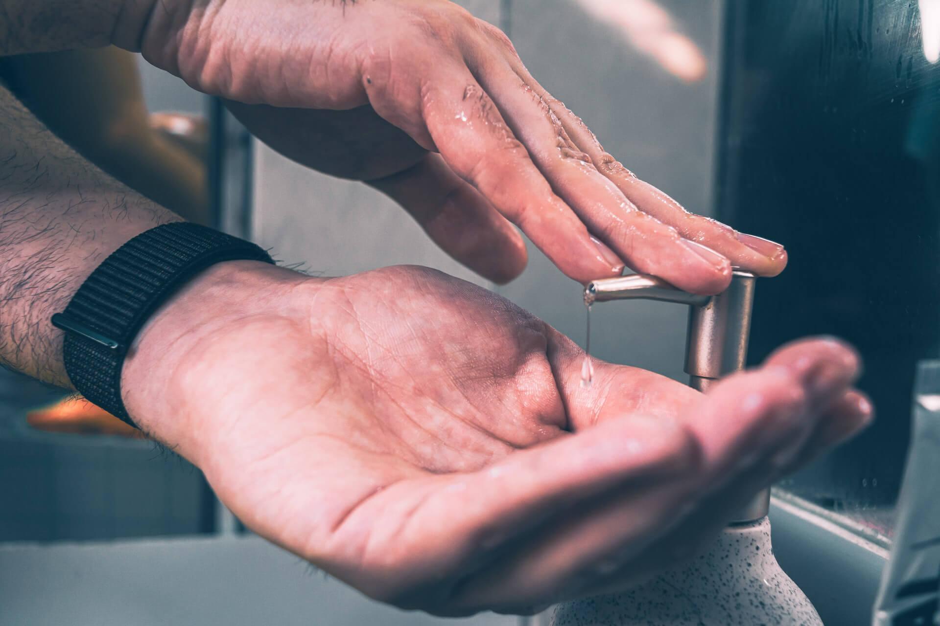 Concierge Doctors - Handwashing